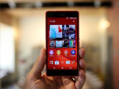 Sony Xperia Z4 стане найтоншим водонепроникним флагманом