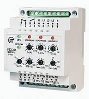 Универсальный блок защиты асинхронных электродвигателей УБЗ-301 10-100 А
