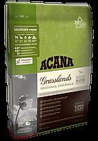 Сухой корм Acana Grasslands Dog (Акана) для собак всех пород и возрастов (ягненок и яйцо) 2 кг