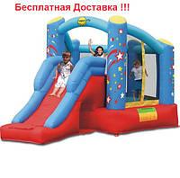"""Надувной батут Happy Hop """"Галактика"""""""