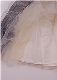 Детское  платье с фатиновой юбкой  и кружевом, фото 7