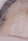 Детское  платье с фатиновой юбкой  и кружевом, фото 8