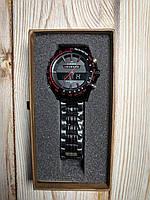 Мужские спортивные часы Naviforce Army 9024, ОРИГИНАЛ, фото 1