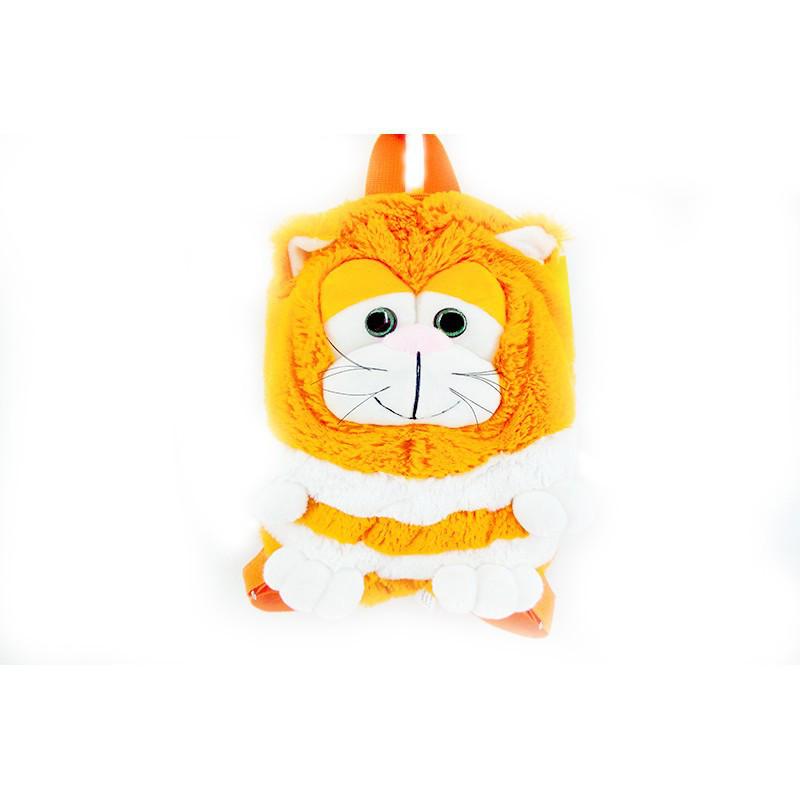 Мягкая игрушка-рюкзак Котик ВИК НАТ