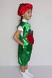 Карнавальный костюм  Клубничка, фото 2