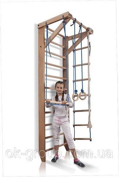 Детский спортивный уголок «Sport 2-240» ( шведська стінка )
