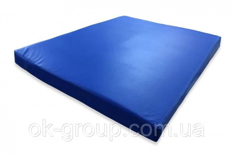Гимнастический мат 120*100*10см ( мат гімнастичний )