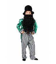 Детский карнавальный костюм Карабас Барабас