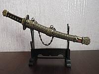 """Меч японского самурая """"Катана - вакидзаси"""" для обряда сэппуку (харакири). Символ мужества и отваги."""