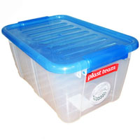 Ящик для хранения   Home Box 8 л Plast Team