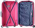 Средний чемодан из пластика на колесах 70 л Roncato Light, фото 4