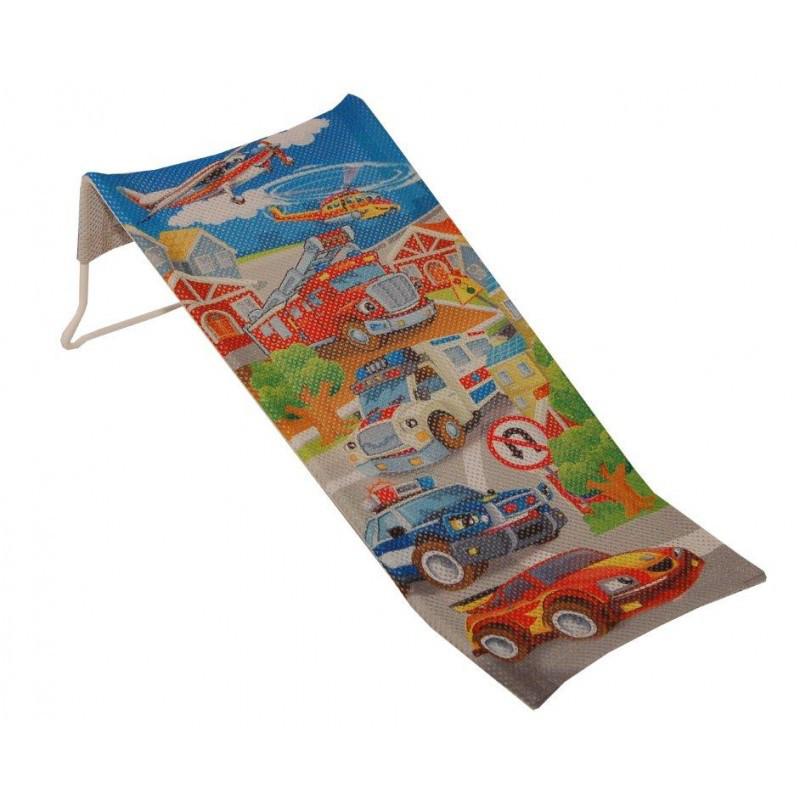 "Шезлонг для купания ""Cars"" TEGA BABY  DM-026"