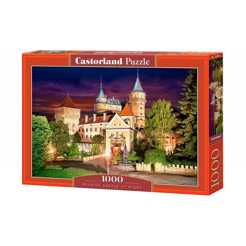 "Пазлы  1000 ""Замок""   Castorland"