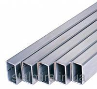 Трубы н/ж | Прямоугольная труба из нержавеющей стали AISI 304, 12Х18Н10Т, 04Х18Н13