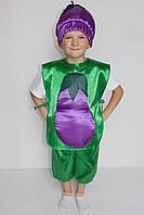 Карнавальный костюм для детей Баклажан, фото 1