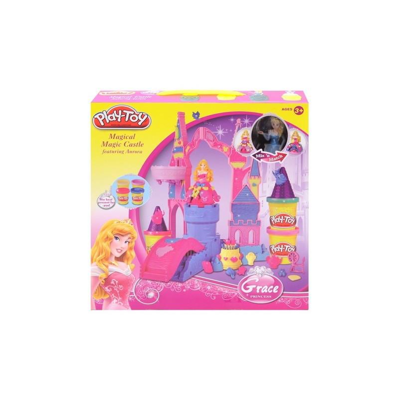 Набор  для лепки  Принцесса   Play-Toy 8021