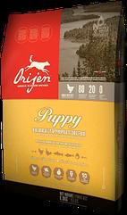 Сухой корм Orijen Puppy 40/20 для щенков мелких и средних пород 11.4 кг