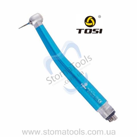 TOSI TX-124 (Стандарт) - Турбінний наконечник (блакитний)