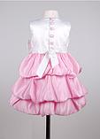 Шикарное нарядное платье  для девочек 2-3 года, фото 9