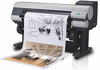 Печать широкоформатных чертежей А2-А1
