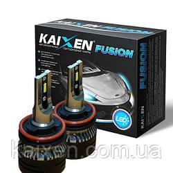 Светодиодные лампы H11 6000K Kaixen Fusion