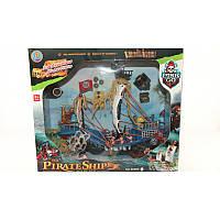 Пиратский корабль  с фигурками 50898C/D