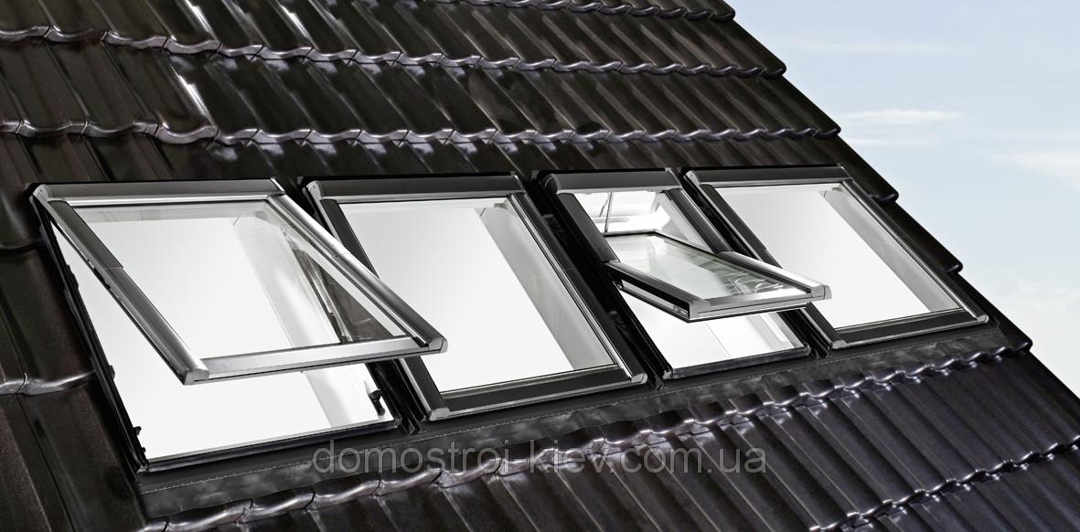 Мансардные окна ассортимент