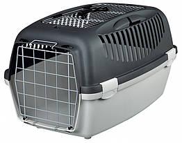 Переноска для собак Trixie Capri 3 Open Top 61х40х38 см (39861)