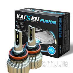 Светодиодные лампы H11 6000K Kaixen Fusion FOG для противотуманных фонарей