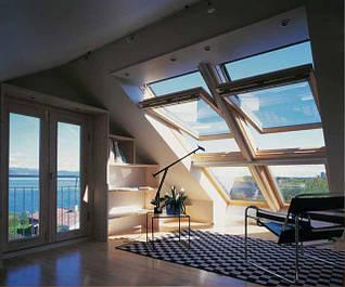 Мансардные окна VELUX (Дания)