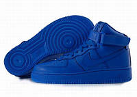 Женские кроссовки Nike Air Force blue