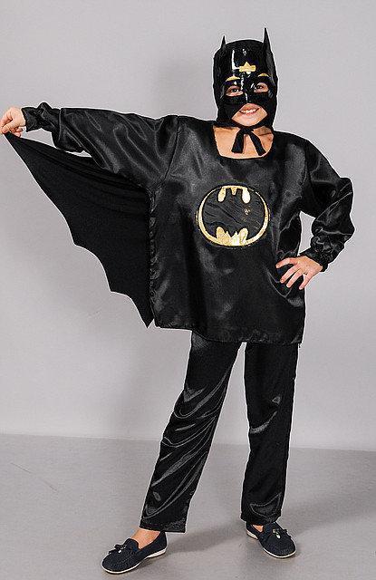 Карнавальный костюм для мальчиков  Бетмен