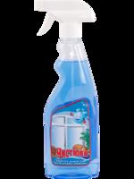 Средство для мытья стекол запаска 500мл Чистюня