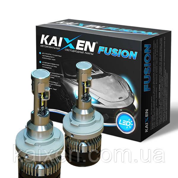 Светодиодные лампы H15 6000K Kaixen Fusion