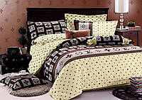 Полуторное постельное белье  Луи Виттон (Louis Vuitton)