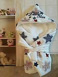 Махровый теплый конверт- одеяло на выписку, фото 3