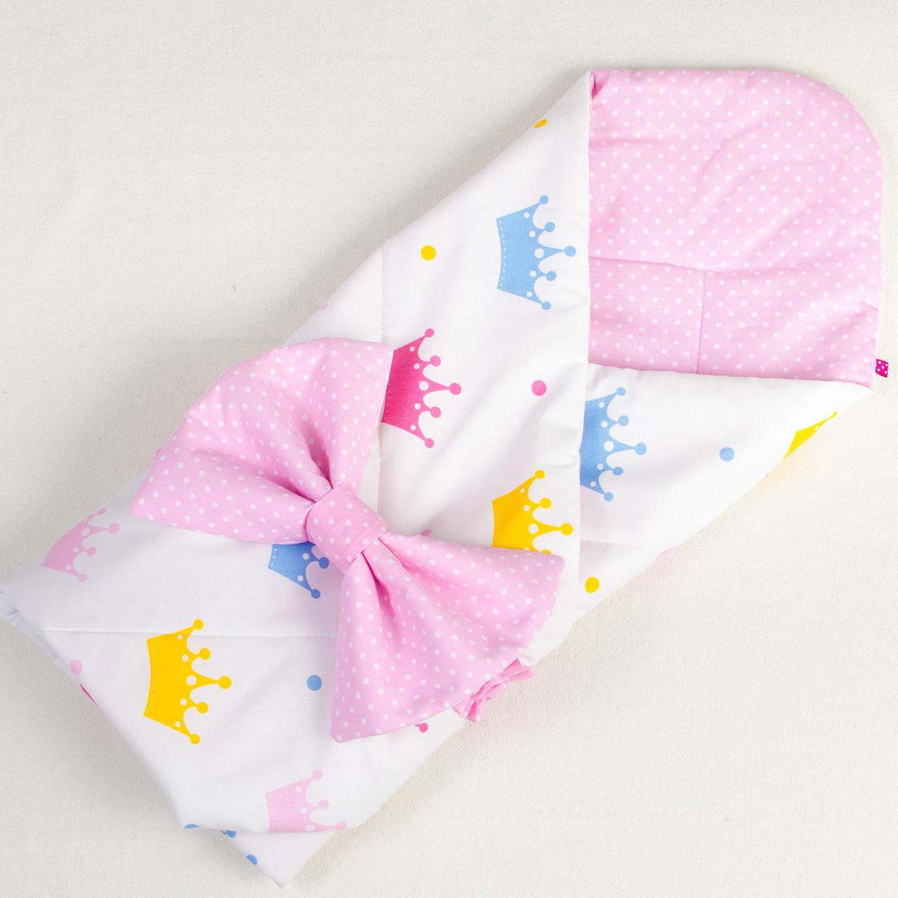 Летний конверт - одеяло   Принцесса 80 х 85 см