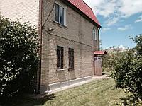 Продам дом, Борисп. р-н, с.Люберцы, 2эт.+жилая мансарда, 160м.кв., евроремонт, 2 с\у, совр.мебель и быттехн