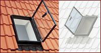 Мансардное окно-люк Velux GVT