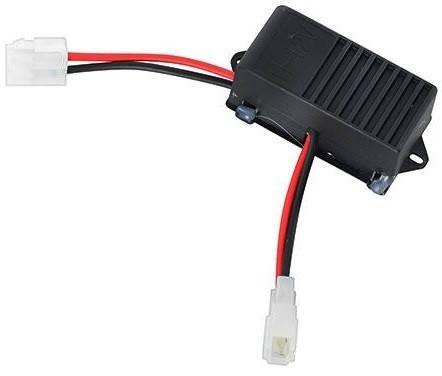 Реостат 2шт. - реле для плавного старта детских электромобилей 12V, фото 2