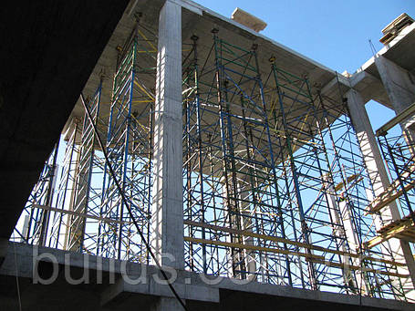 Заливка бетонных колон, фото 2