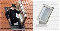 Мансардное окно-люк Velux GXL