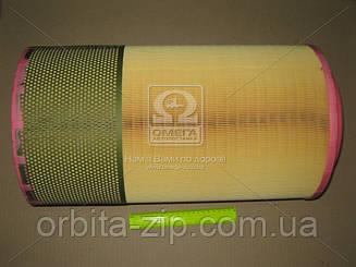 C271250/1 Фильтр воздушный MAN TGA/TGS/TGX (TRUCK) (пр-во MANN)