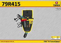 Кобура для электроинструмента 4 кармана,  TOPEX  79R415, фото 1