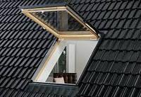 Мансардное окно-люк Velux GTL