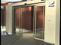 Раздвижные автоматические двери KBB KS3000