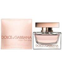 Женская парфюмированная вода Dolce&Gabbana Rose The One EDP 75 ml
