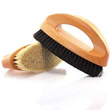 Большая щетка для полировки обуви BEST