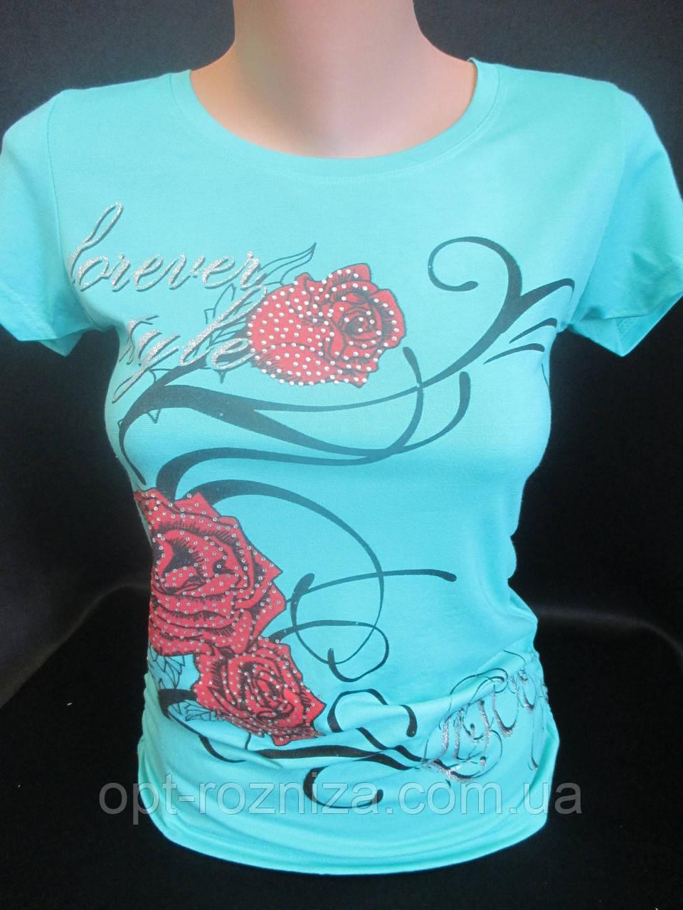 Недорогие футболки с рисунком для молодежи.