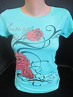 Недорогие футболки с рисунком для молодежи., фото 1